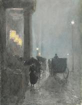 Fifth Avenue, Evening