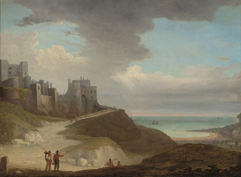 Dover Castle, Kent (illustrate