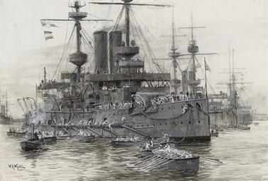 Battleships of the Home Fleet