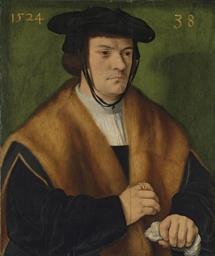 Portrait of Gerhard von Wester