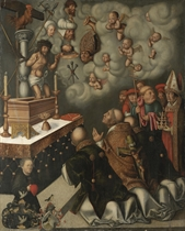 The Miraculous Mass of Saint Gregory the Great
