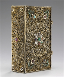 [BINDING--JEWELLED BINDING.] -