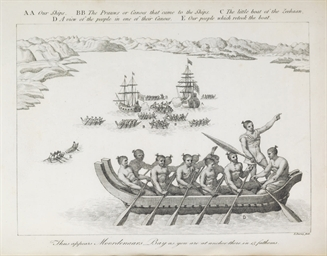 BURNEY, James, Capt. (1750-182