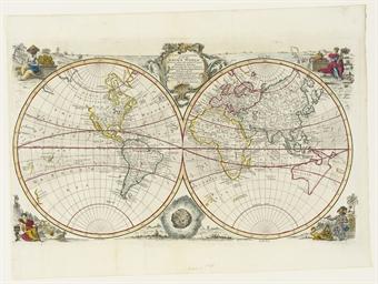 BOWEN, Emanuel (d.1767). A New