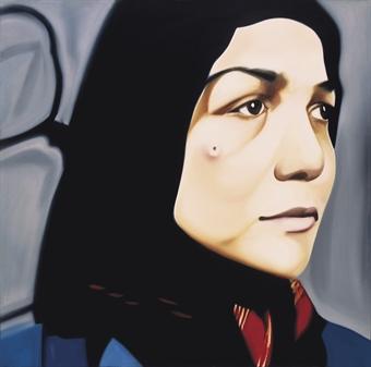 Riyas Komu RIYAS KOMU 21st Century Paintings Christie39s