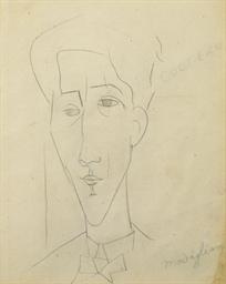 Portrait de Jean Cocteau