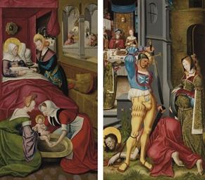 La Naissance de saint Jean-Bap
