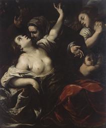 La mort de Didon, reine de Car