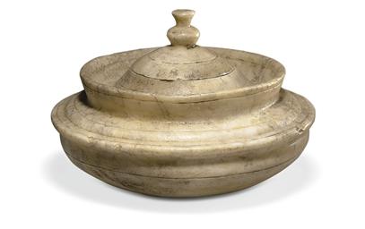 A GREEK MARBLE EXALEIPTRON