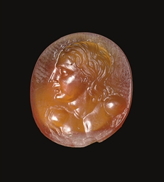 A GREEK CARNELIAN RINGSTONE