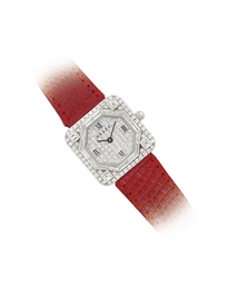 GRAFF  WHITE GOLD AND DIAMOND-