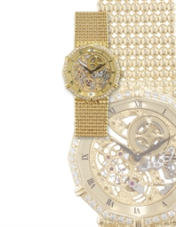 AUDEMARS PIGUET  GOLD MANUAL-W