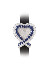 PIAGET  WHITE GOLD, DIAMOND AN
