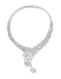 A DIAMOND CHOKER, BY STEFAN HA