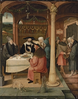 The Return of the Pilgrim: A Scene from a Miracle of Saint James the Greater