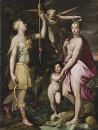 The Apotheosis of Venus and Di