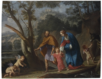 The Return of the Holy Family