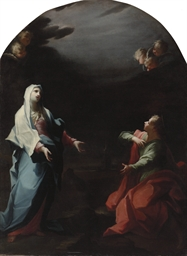 The Madonna and Saint John the