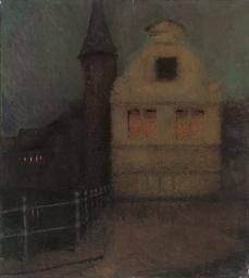 Nocturne, Bruges