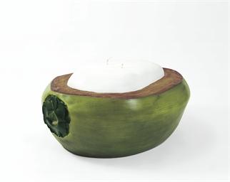 Tutur karena kelapa mudah (Sai