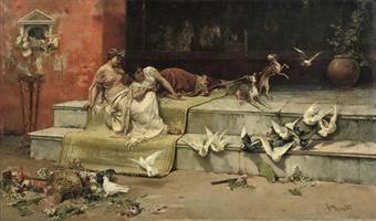 Las Damas Romanas (Roman Maidens)