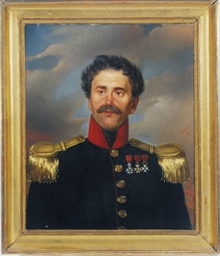 Portrait of a general