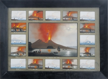 Eruptions of Vesuvius, Strombo
