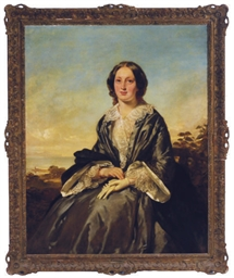 Portrait of a Lady with an ela