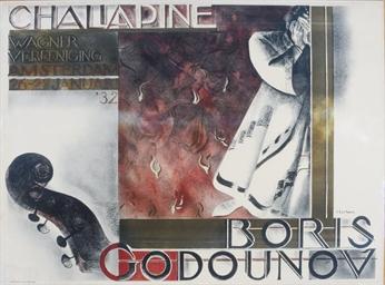 Challapine, Boris Godounov