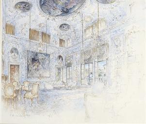 The Ballroom, Palazzo Barbaro
