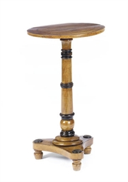A VICTORIAN BEECHWOOD AND PART