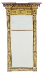 A GILTWOOD AND GILT-COMPOSITIO
