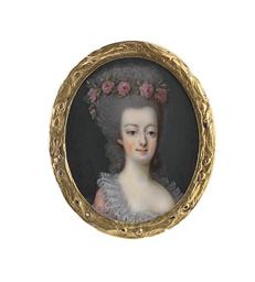 Queen Marie-Antoinette of Fran