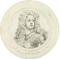 Portrait of John Churchill, 1st Duke of Marlborough (1650-1722), bust- length