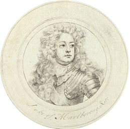 Portrait of John Churchill, 1s