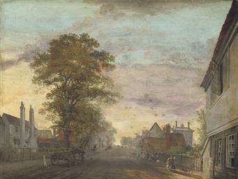Old Charlton, Kent