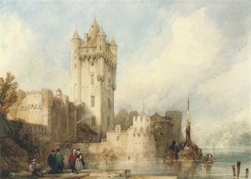 Kurfürstliche Burg, Eltville,