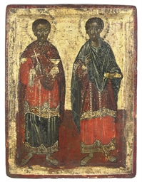 STS. COSMOS AND DAMIAN