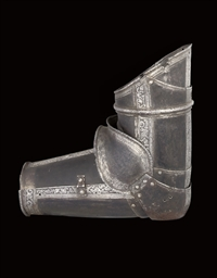 AN ITALIAN VAMBRACE FROM AN ET