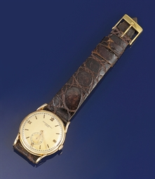 A wristwatch, by Patek Philipp