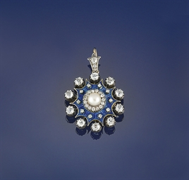 A late 19th century diamond, p