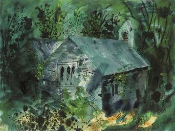 St Dogmael's Church, Mynachlog
