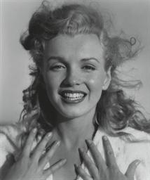 Marilyn Monroe, Tobey Beach, L