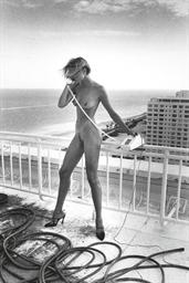 Celia, Miami, 1991