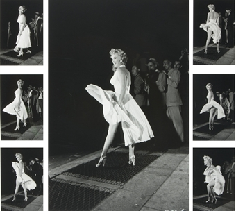 Marilyn Monroe, The Seven Year Itch, 1954