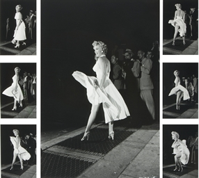 Marilyn Monroe, The Seven Year