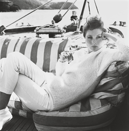 Suzy Parker, Antigua, West Ind