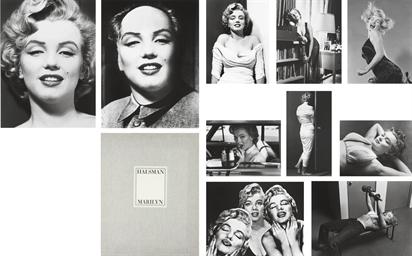 Marilyn Monroe Portfolio, 1952