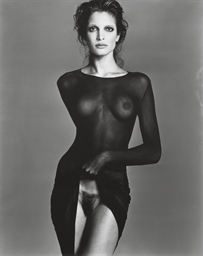 Stephanie Seymour, Model, New