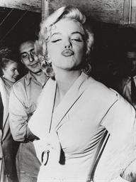 Marilyn Monroe, circa 1955